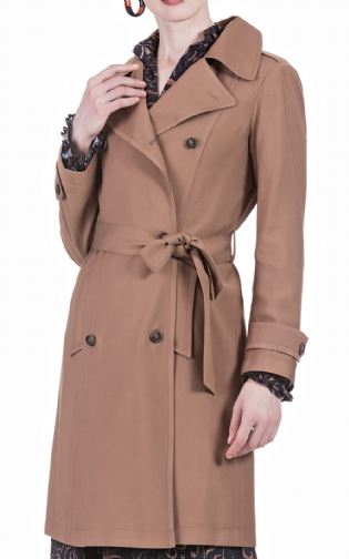 Trench Coat Nova D Cupro